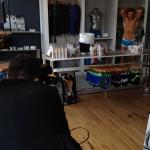 Behind the Scenes: shot 2
