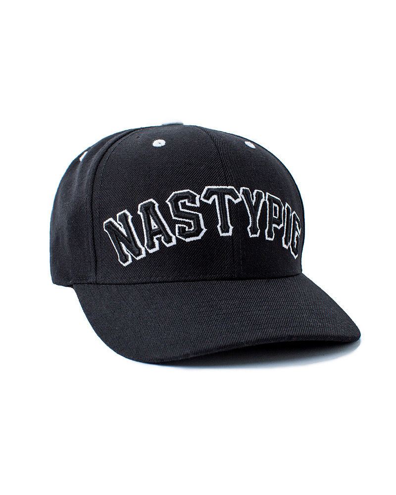 63251-8130_ThirdBaseSnapBack_Black_Side_Web