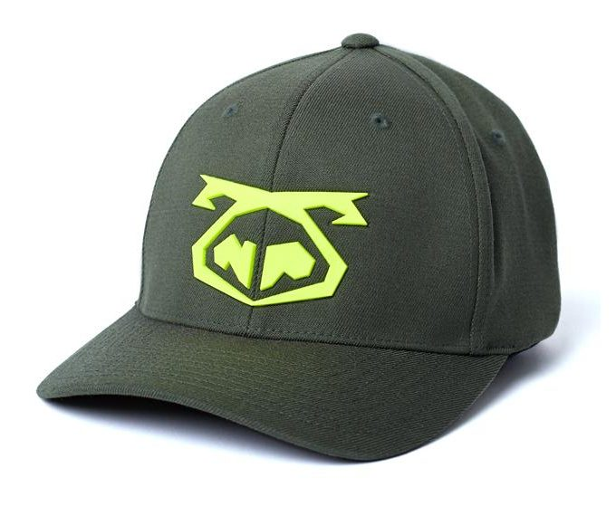 Nasty Pig Hat Green