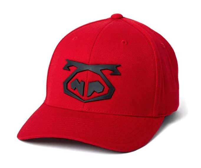 Nasty Pig Hat Red