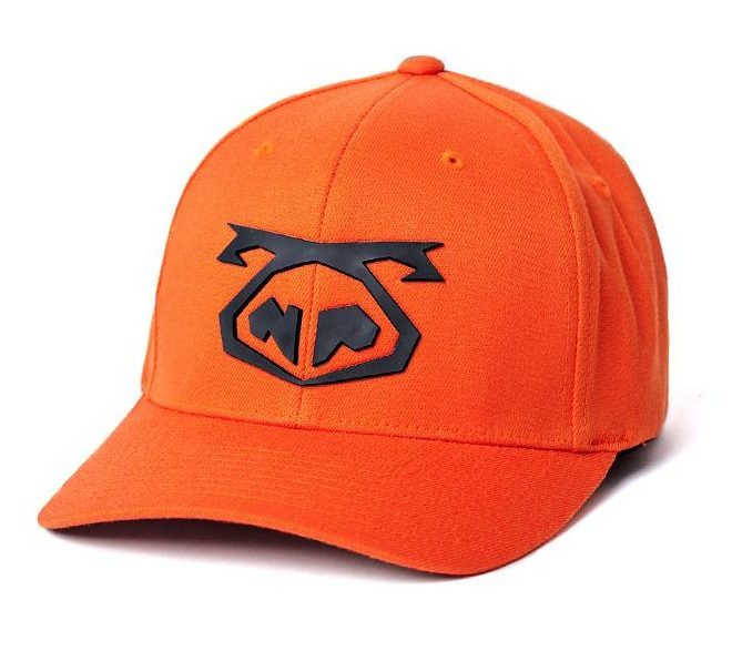 Nasty Pig Hat Orange
