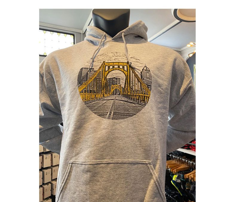Golden Bridge Sweatshirt