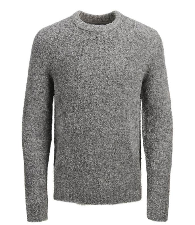 jack and jones grey sweater