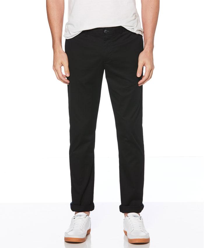 original-penguin-pants-black