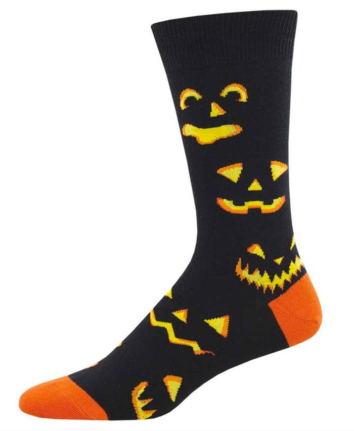 socksmith pumpkin socks