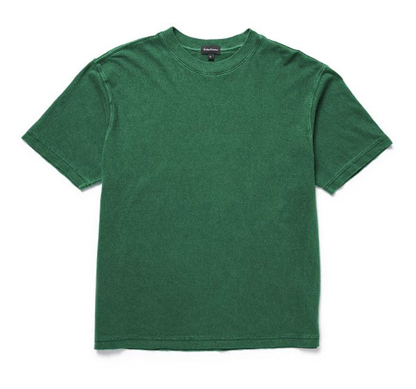 richer poorer green t